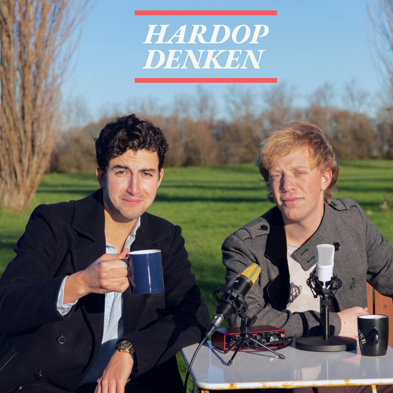 Hardop Denken Podcast logo