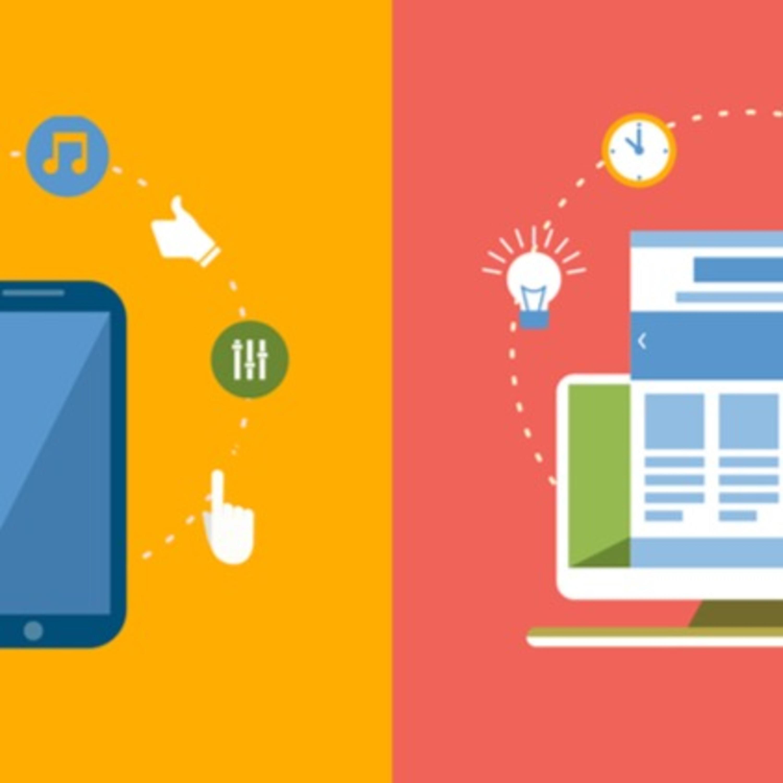 طراحی اپلیکیشن و وبسایت