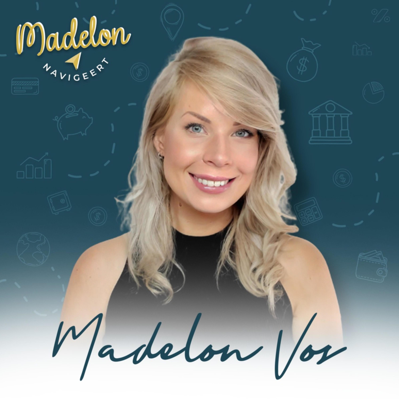 🚘 APP van 4 MILJOEN, innovatie én WELVAART met Michiel Stokman | #7 Madelon Navigeert | Madelon Vos