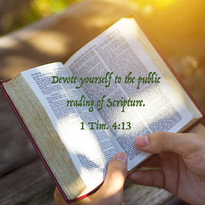 Devoted to Scripture • A podcast on Anchor