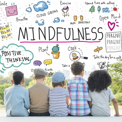 Advanced breathing session for kids & adults by Mindful kids