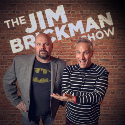 """Artwork for episode """"The Jim Brickman Show - 2110 - Toto's Steve Lukather"""""""