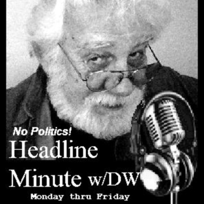 Ep5 5/27/19 Headline Minute w/DW Ark/Jail Time Yoga/Navy UFOS by