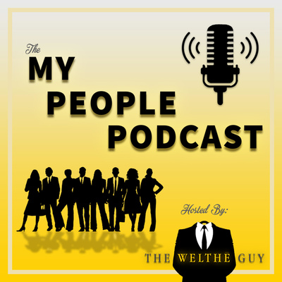The My People Podcast - Episode 10 - Lora Brooks, Fashion