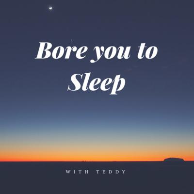 Sleep Story 45 - Peter Pan by Bore You To Sleep - Sleep