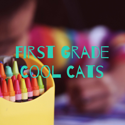 First Grade poetry collections by First Grade Cool Cats • A podcast on Anchor