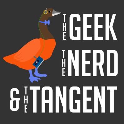 Episode 6 - Villains by The Geek, The Nerd, & The Tangent
