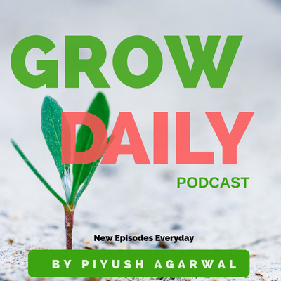 GDP Ep8 - Talk Less, Listen More to get Social by Grow Daily