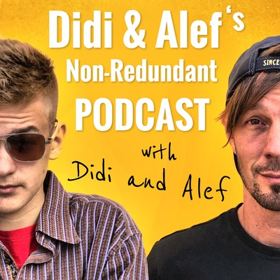 Ep  10- The Submarine by Didi & Alef's Non-Redundant Podcast with