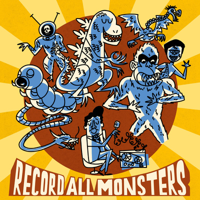 1st Annual Record All Monsters Awards Show and Ceremony