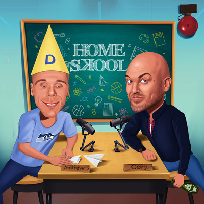 Home Skool w/ Andrew Rivers and Cory Michaelis • A podcast on Anchor