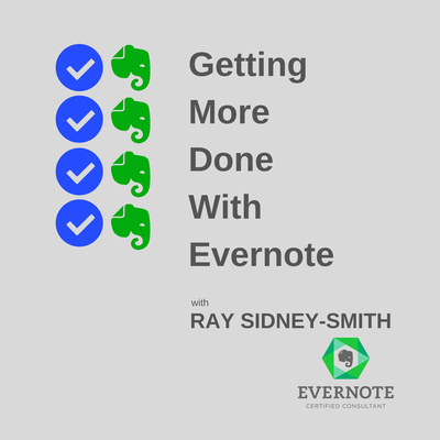 Welcome to Getting More Done With Evernote by Getting More