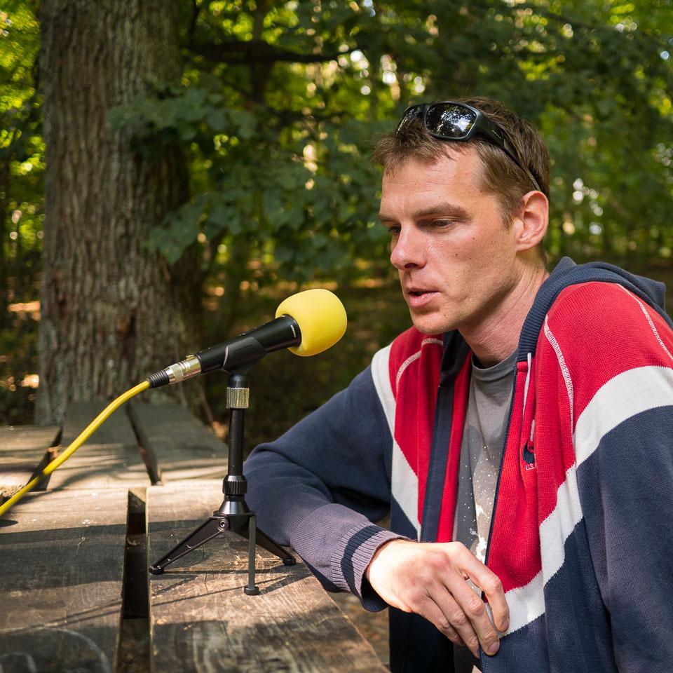 O zonácii mestských lesov s Matejom Dobšovičom