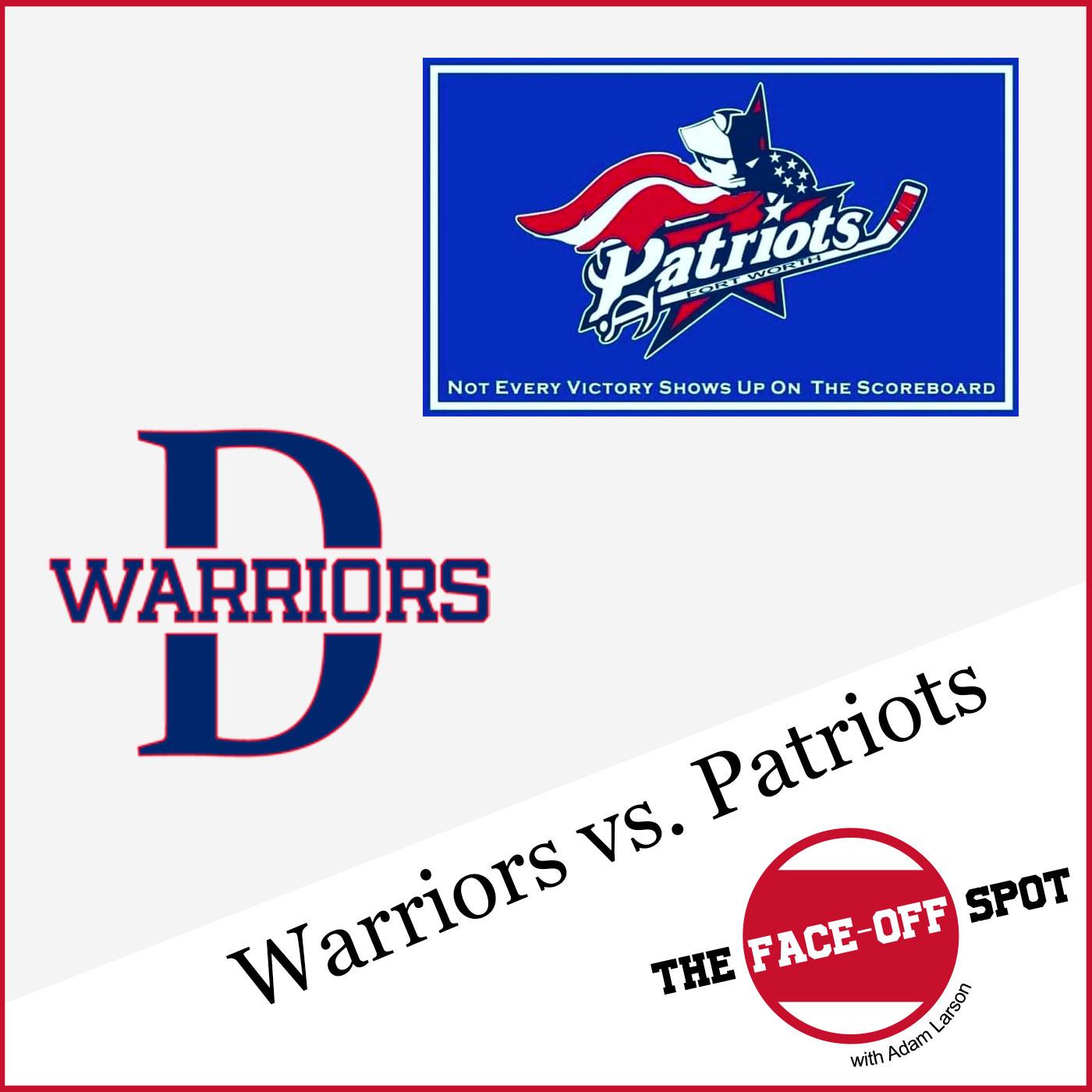 Episode 52 - Dallas Warriors / Fort Worth Patriots