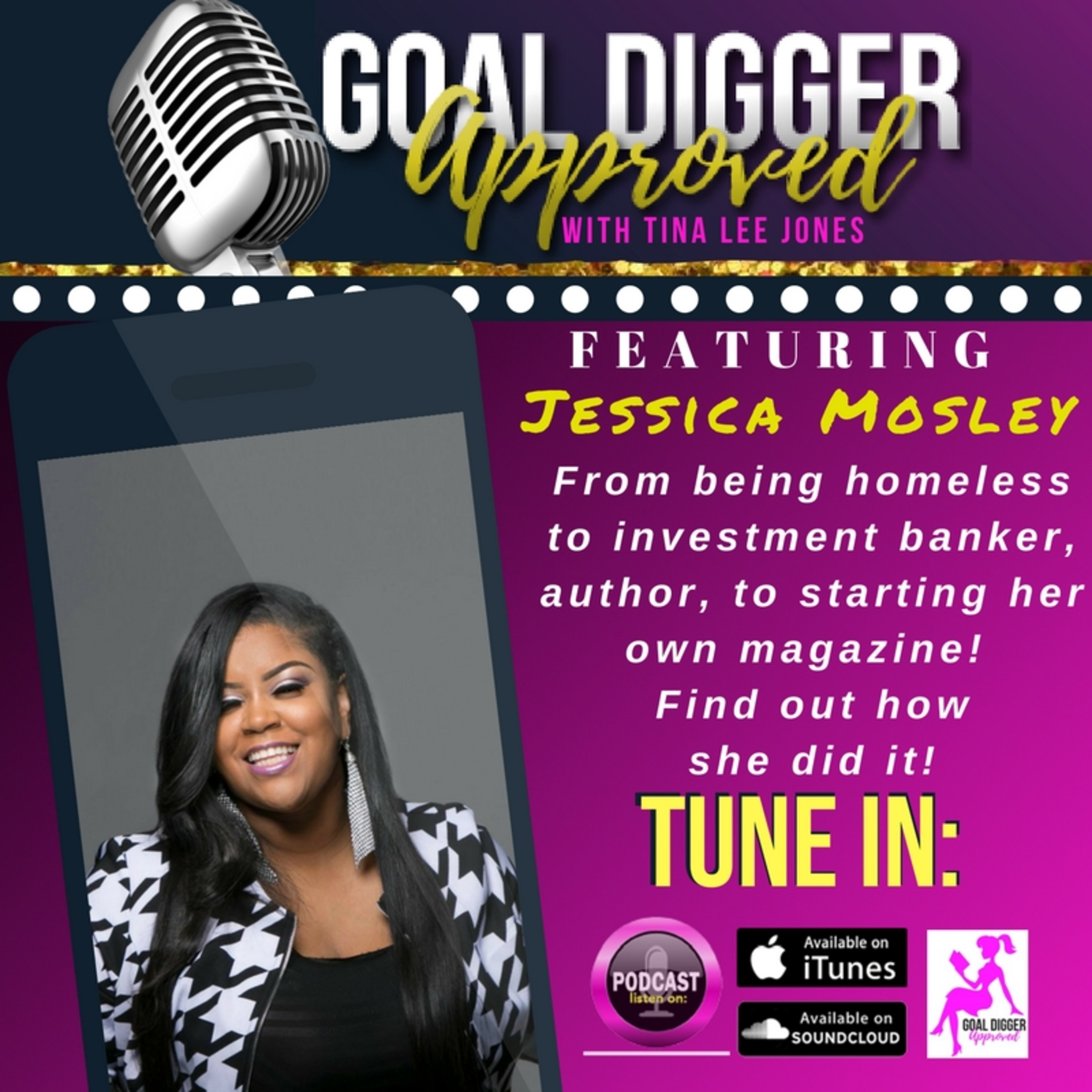 20: JESSICA MOSLEY - From Homeless to The Forbes Coaches Council