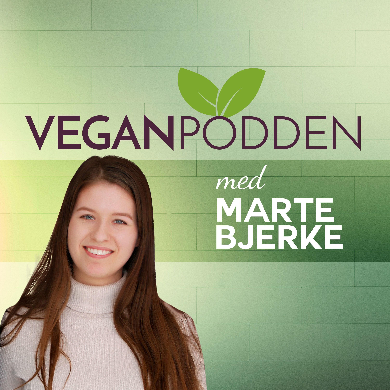 Episode 18 Anette-Marie Antonsen -tanker rundt veganisme