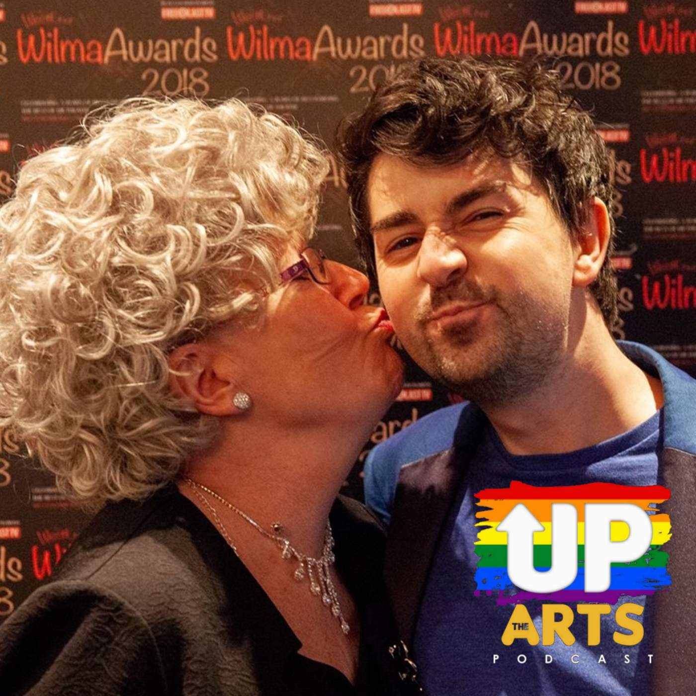 Up The Arts: Stuck Indoors - West End Wilma's Ed Baker on how to keep entertained on Covid-19 lockdown!