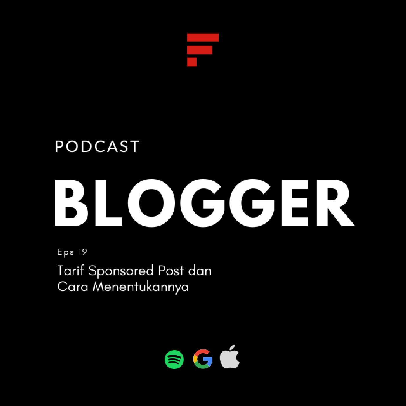 EPS19: Tarif Sponsored Post dan Cara Menentukannya