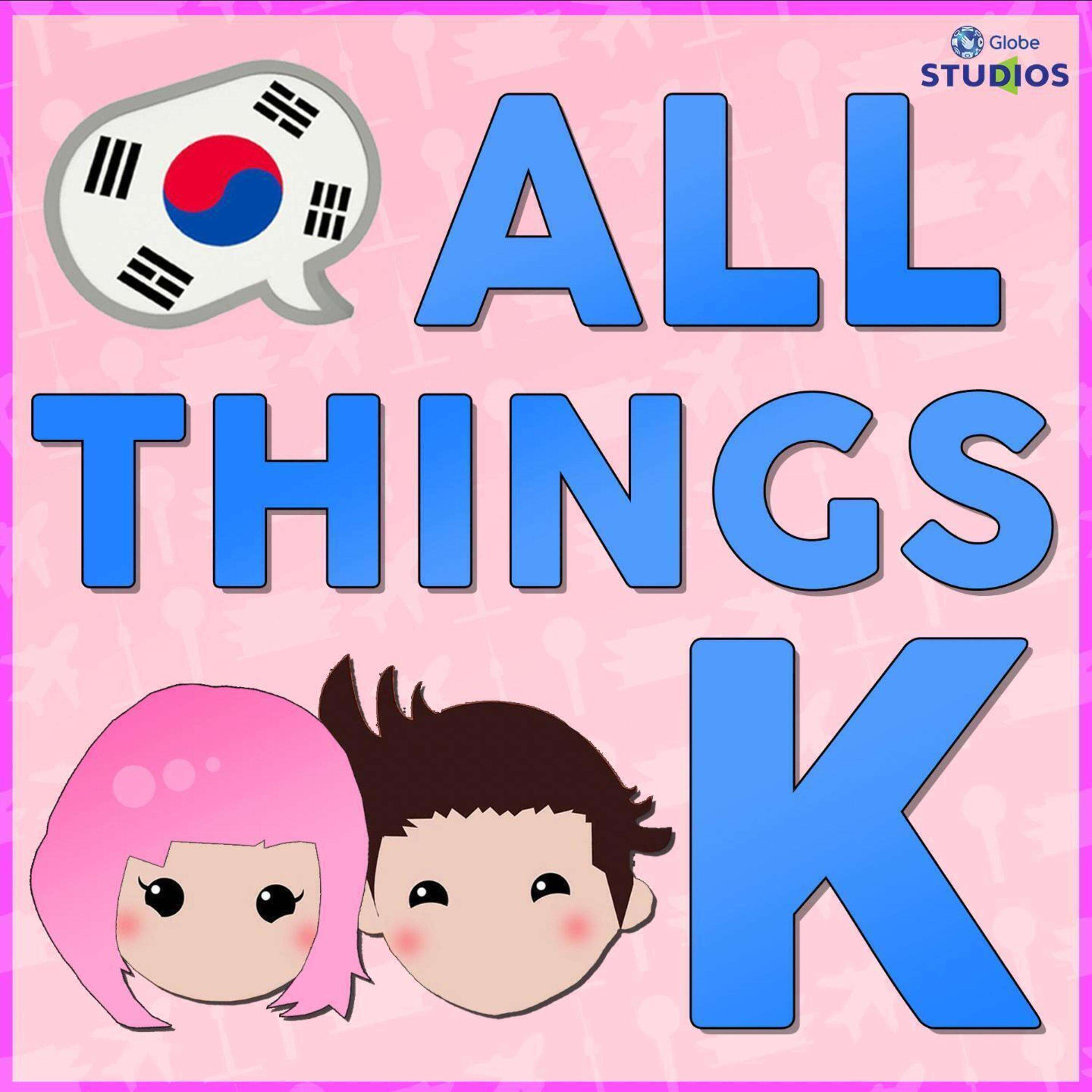 Annyeonghaseyo from All Things K!