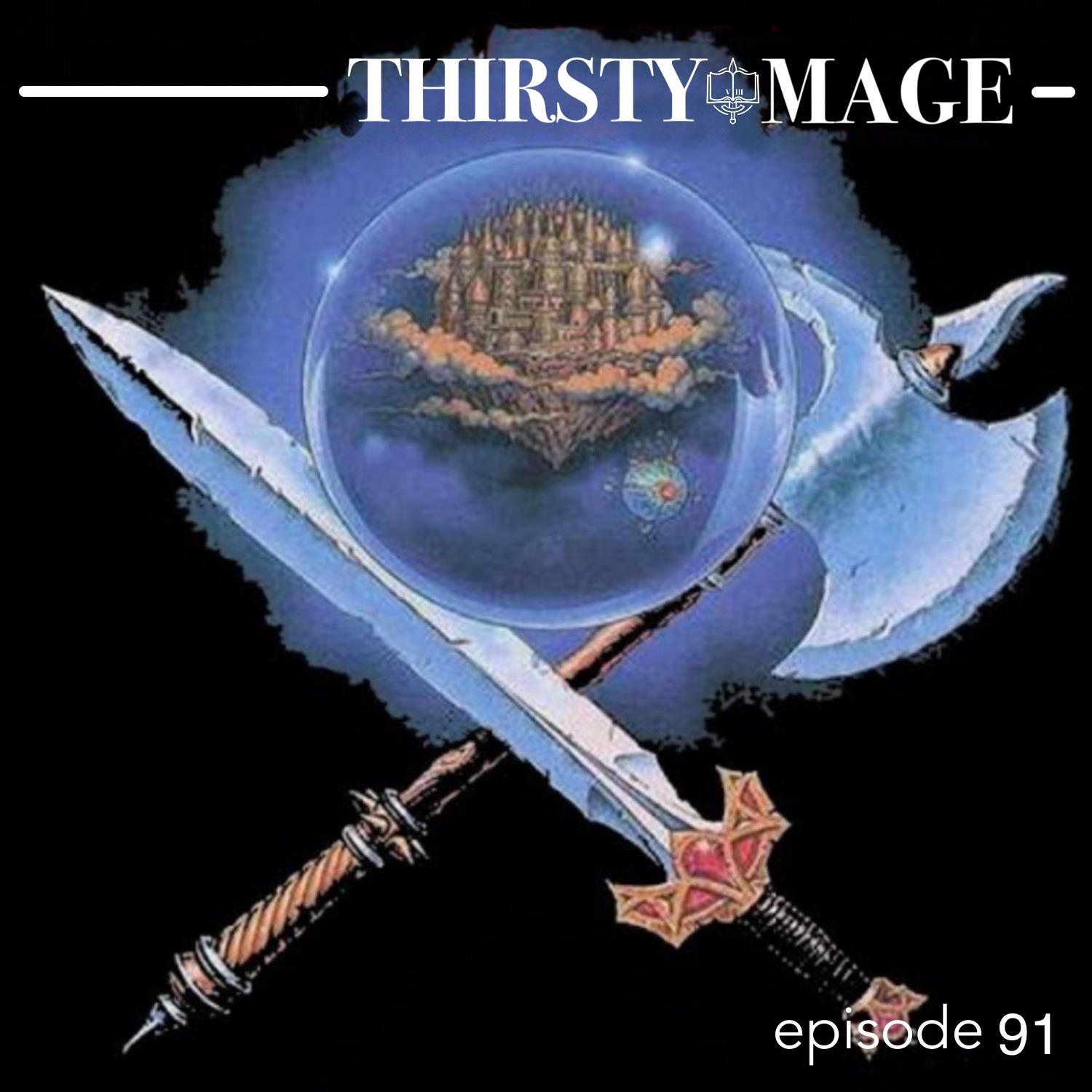 Classic Thirsty Mage – The Final Fantasy Episode