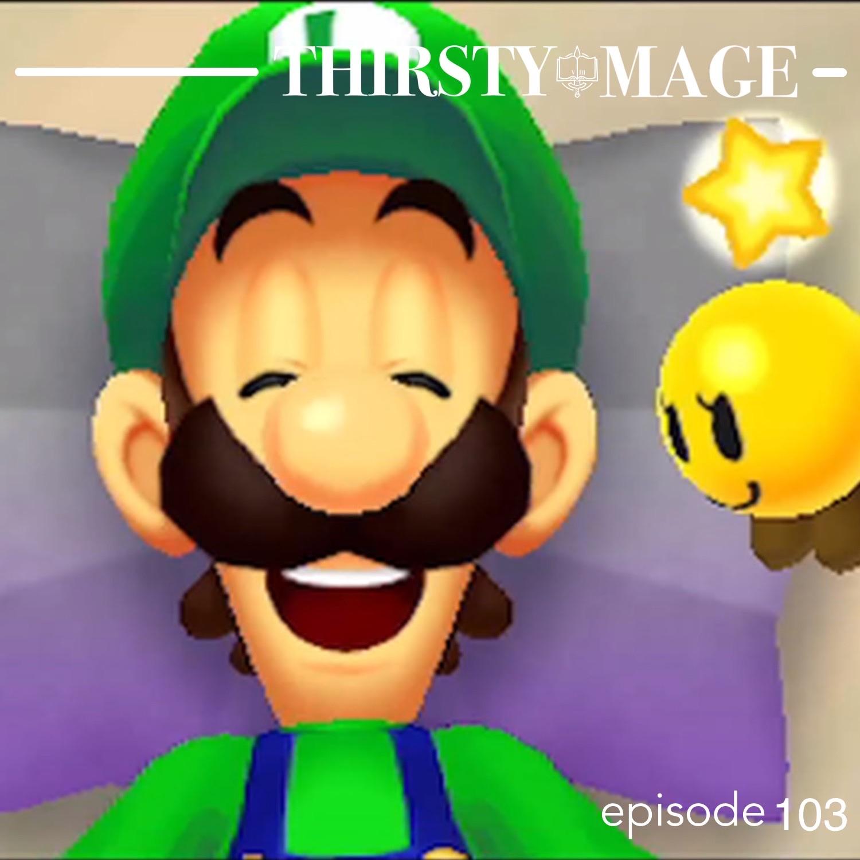 Pillow Talk Regarding A Mario & Luigi 3DS Game