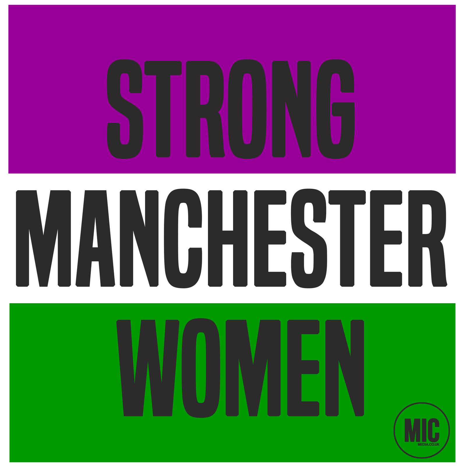 Strong Manchester Women Podcast  - coming soon
