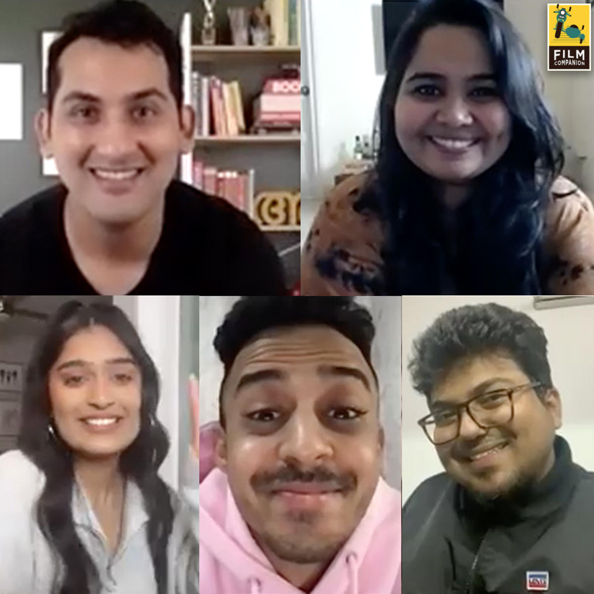 Jordindian, Niharika, Danish Sait, Sumukhi Suresh   Spill The Tea   Sneha Desai   Film Companion