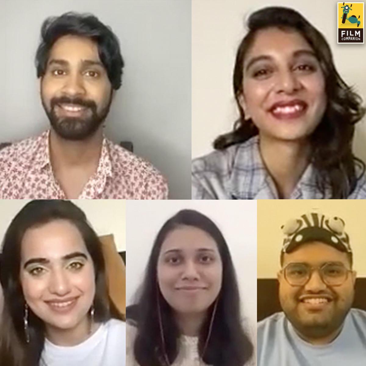 Kusha Kapila, Dolly Singh, Saloni Gaur, Ankush Bahuguna, Karan Sareen | Spill the Tea | Film Companion
