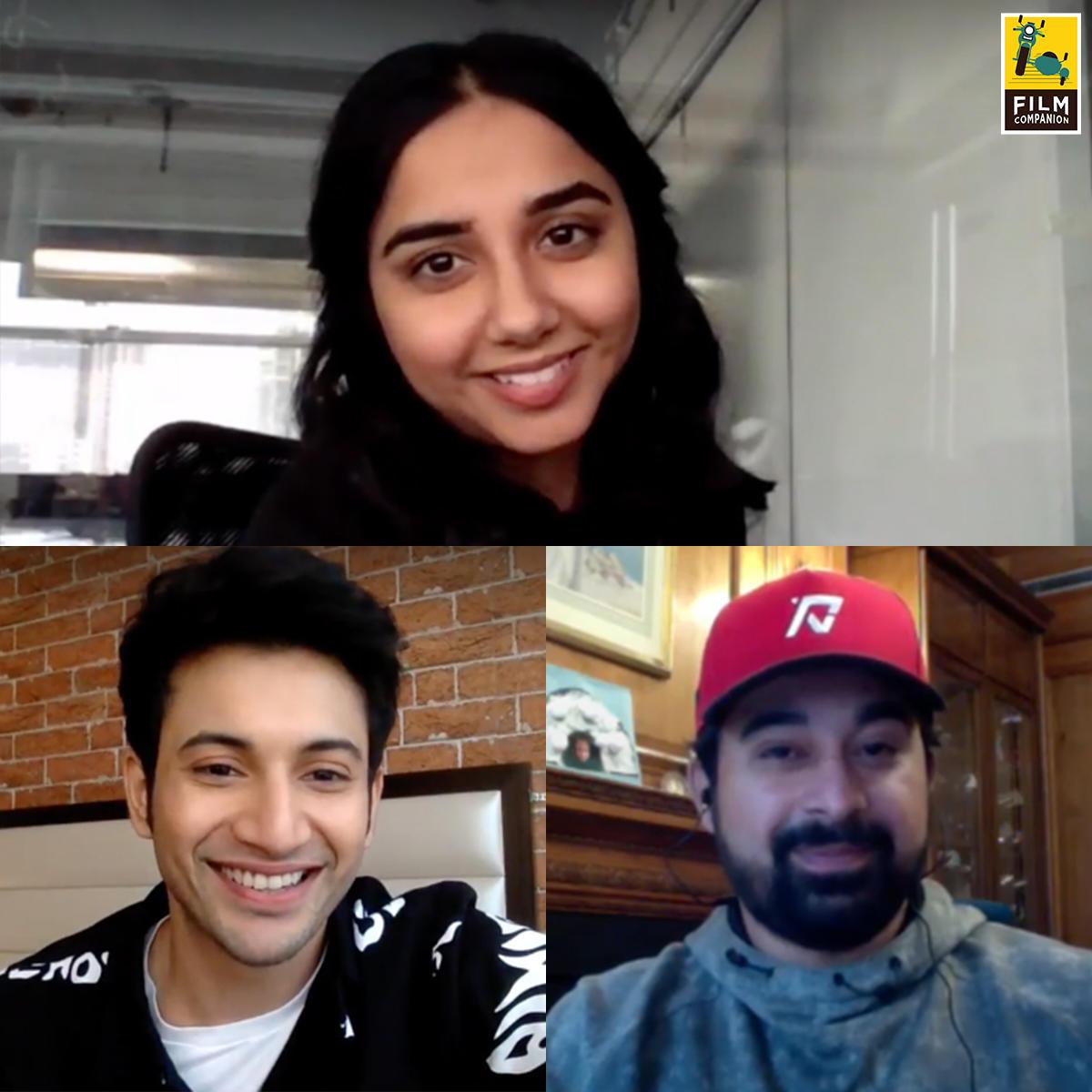 Prajakta Koli, Rohit Saraf & Rannvijay Singha   Mismatched   Spill the Tea   Film Companion