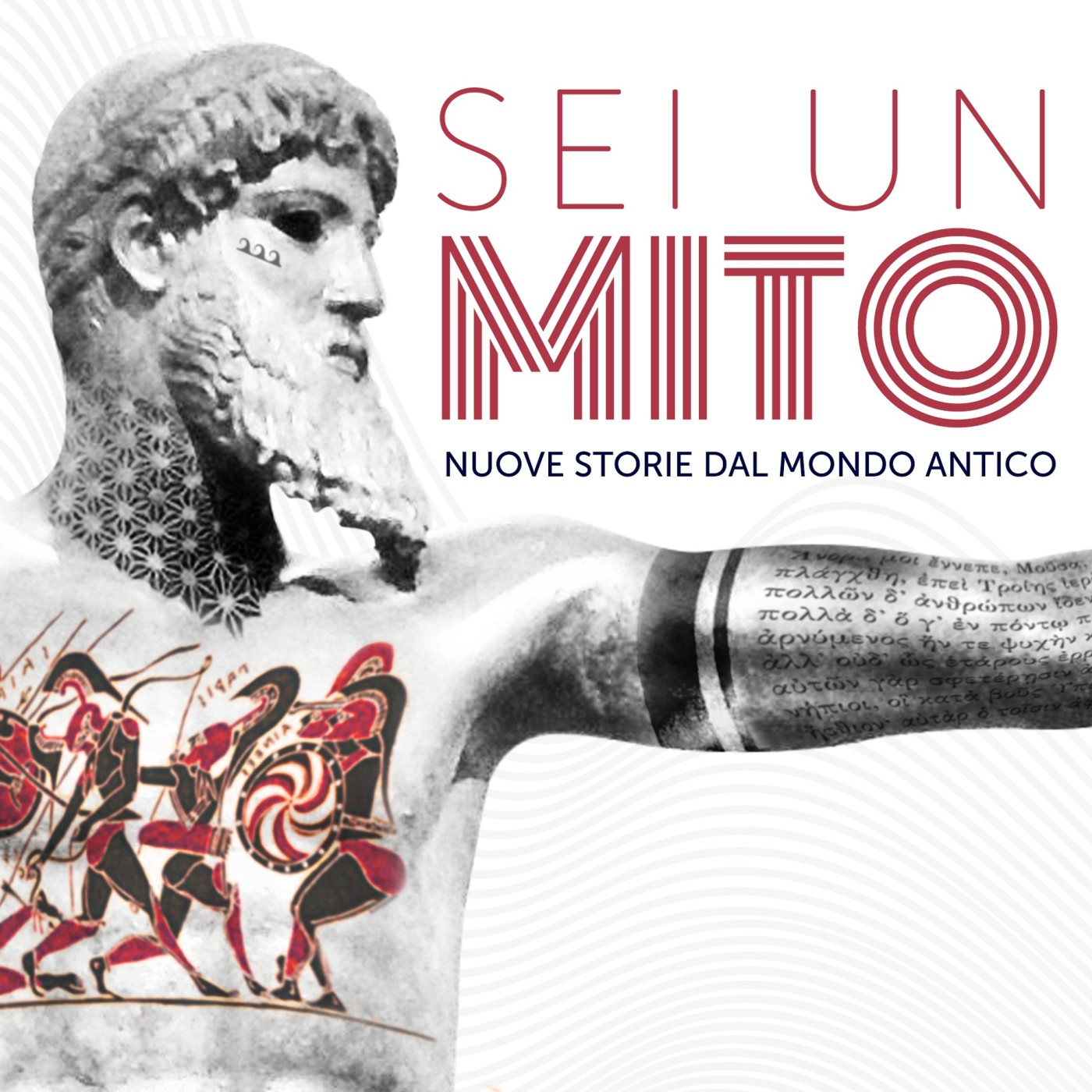 Ep.3 ⎮ Figli d'arte • Ottaviano Augusto - Parte 2