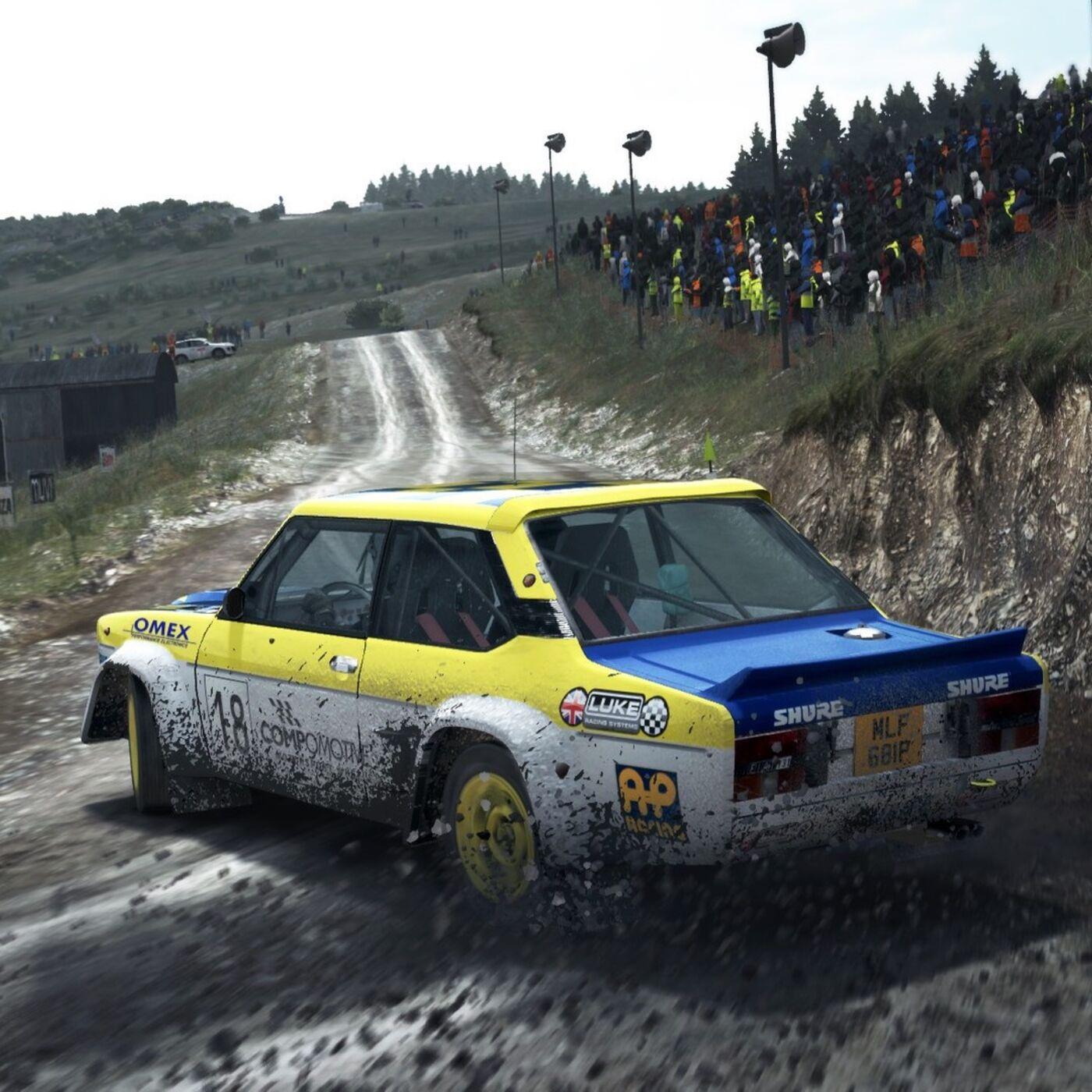 SS5: DiRT Rally