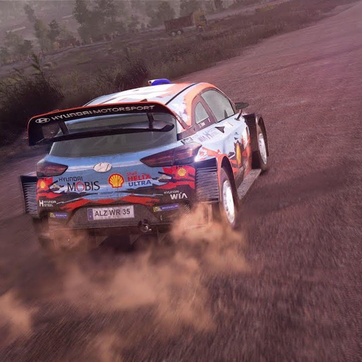 SS7: WRC 9
