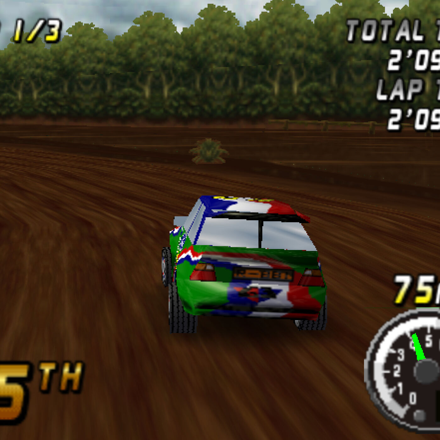 Bonus Stage: Top Gear Rally