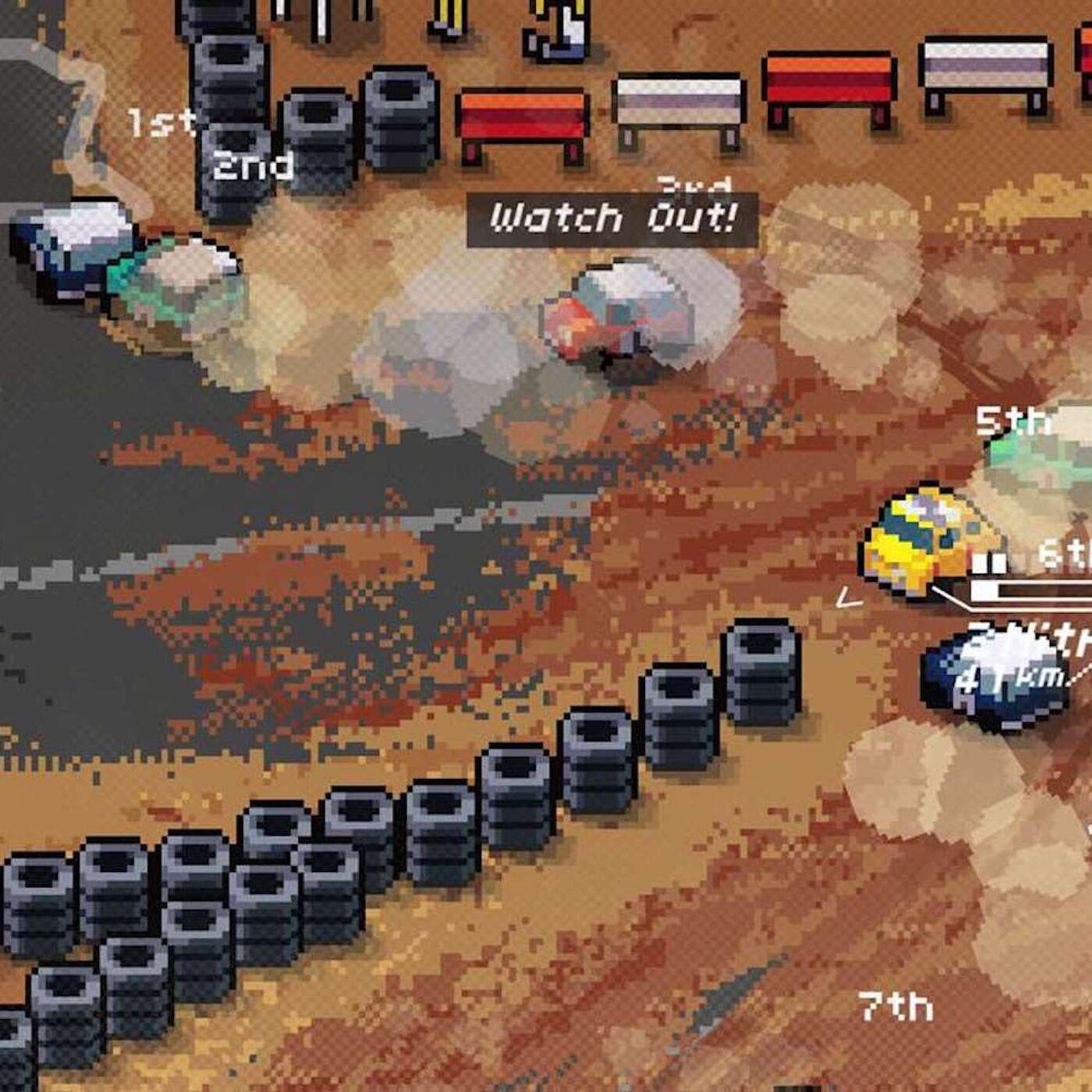 SS6: Super Pixel Racers