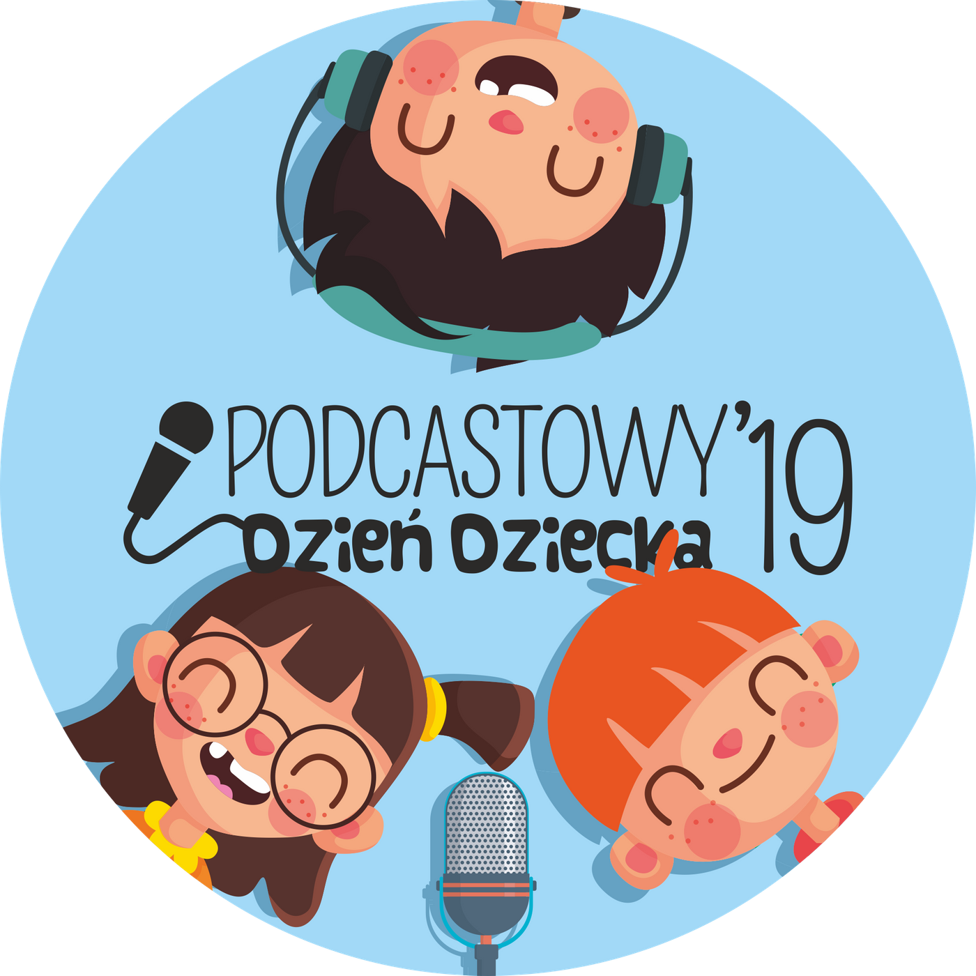 Podcastowy Dzien Dziecka 2019 - Bajka o Gęsim Jaju (wg Ewy Szelburg-Zarembina)
