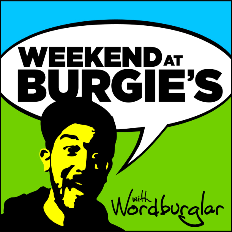 EPISODE 28 – Weekend At Burgie's w/ Danny Miles of July Talk & Tongue Helmet