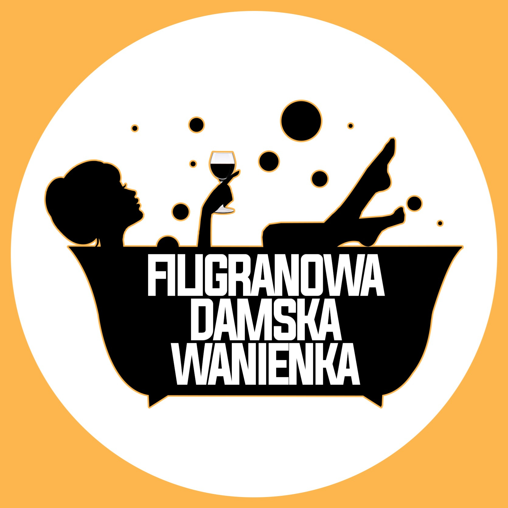 Filigranowa Damska Wanienka #002