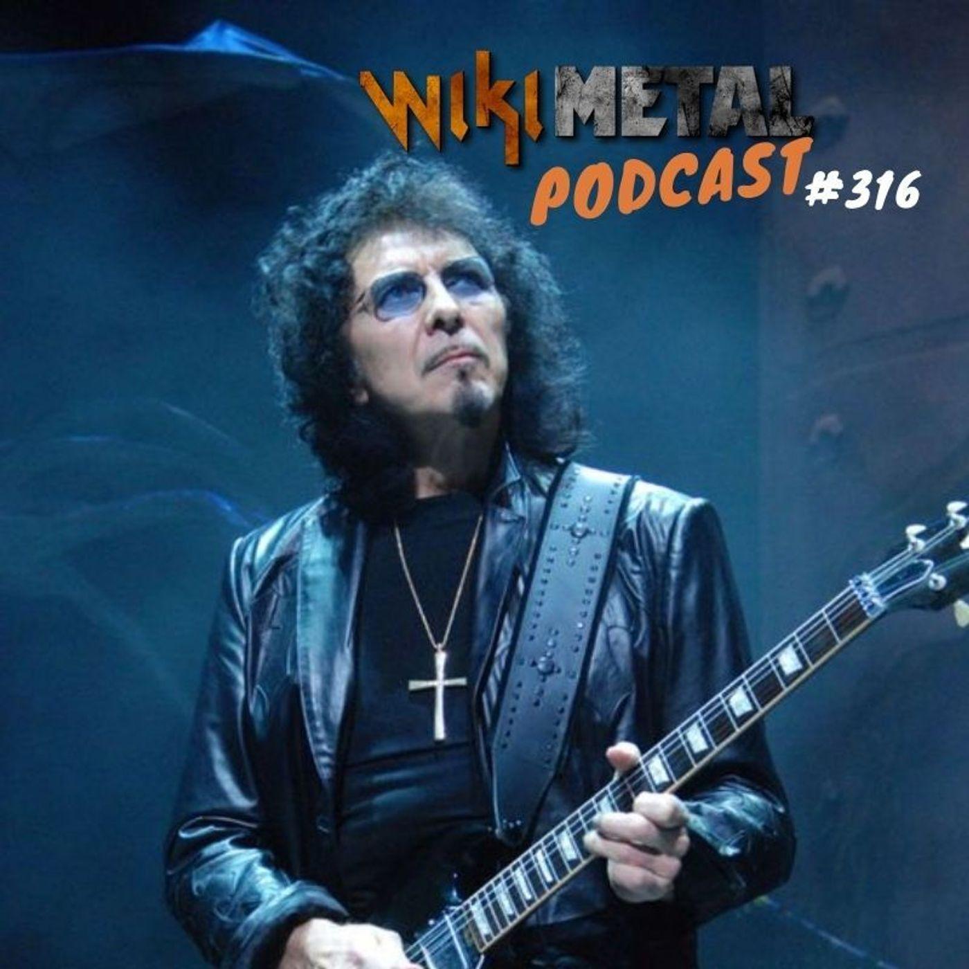 #316 | 73 anos de Tony Iommi