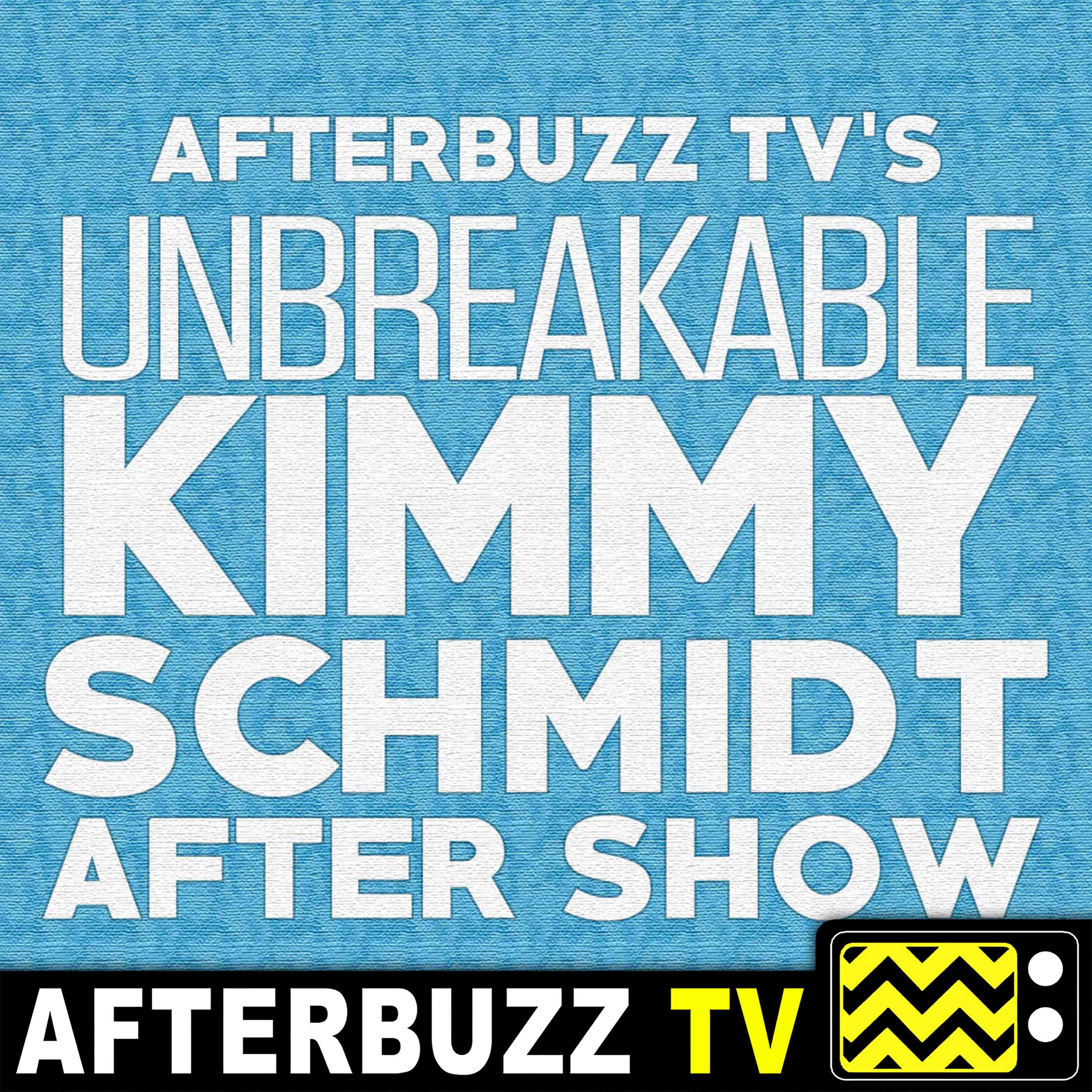 Unbreakable Kimmy Schmidt S:3 | Kimmy Googles the Internet!; Kimmy and the Trolley Problem! E:11 & E:12 | AfterBuzz TV AfterShow