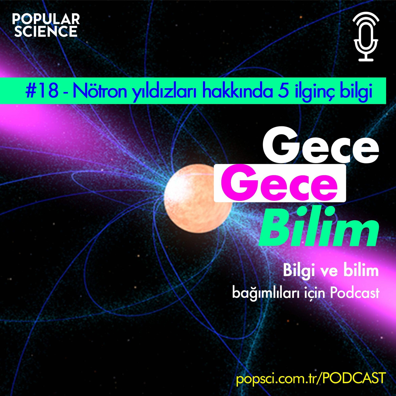 #18- Nötron Yıldızları Hakkında 5 İlginç Bilgi - Gece Gece Bilim