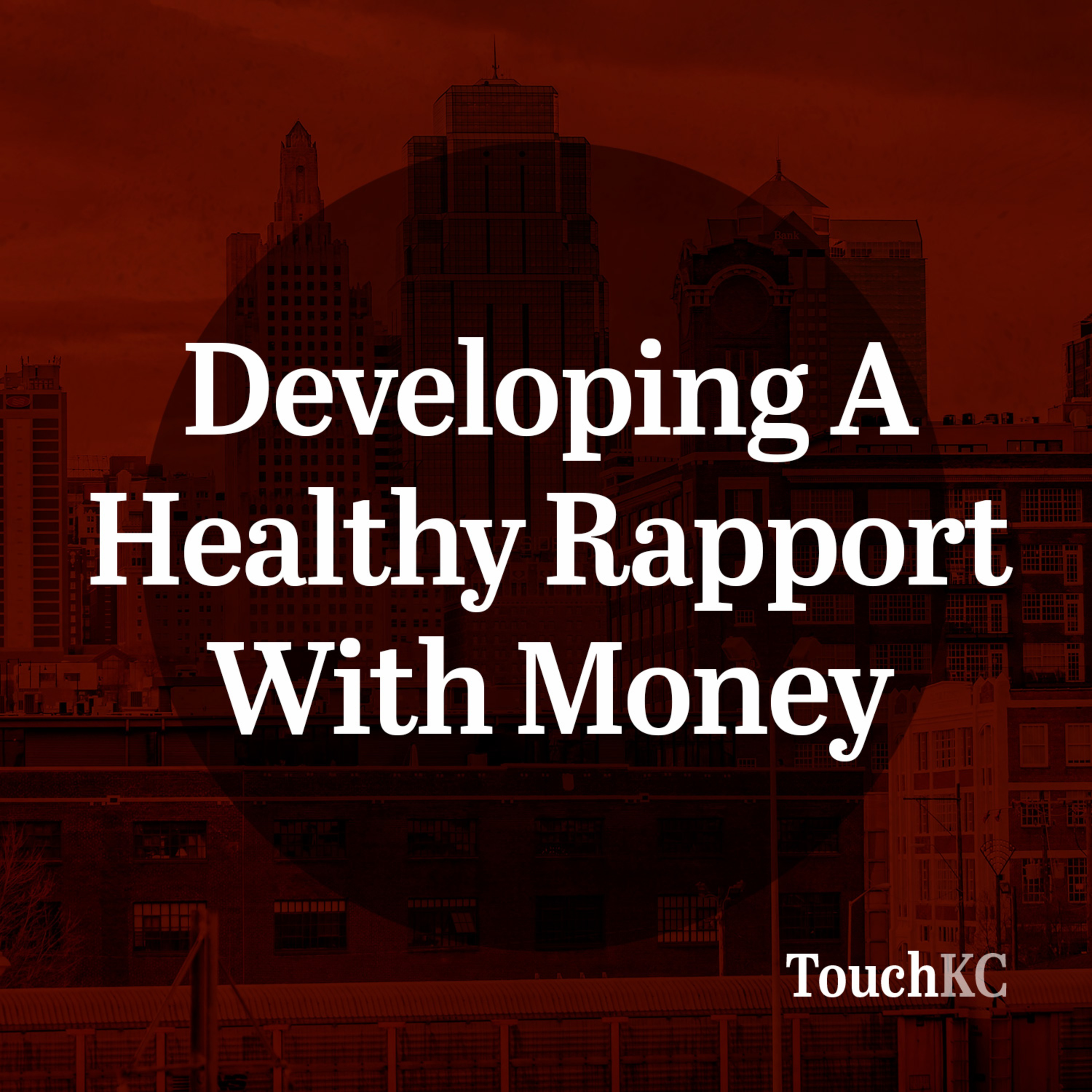 EP05 - Developing a Healthy Rapport With Money feat. Amos Fatoma