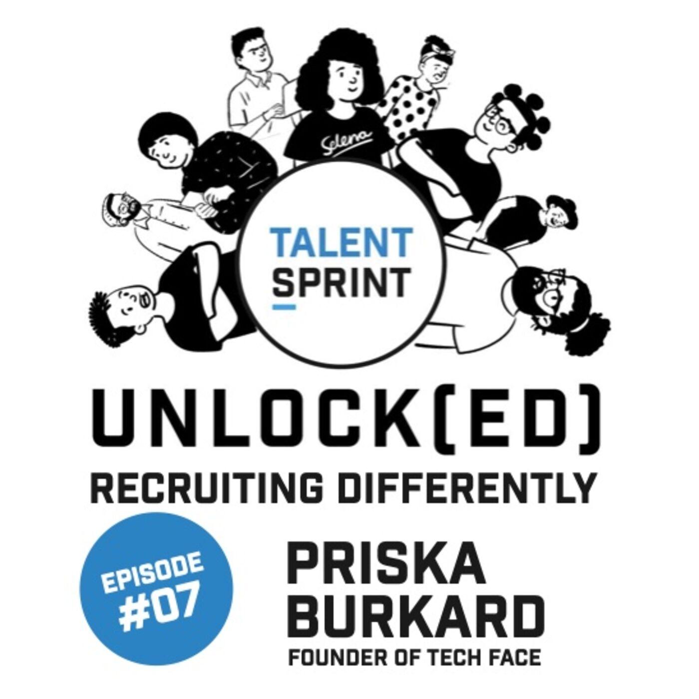 Episode 7 - Unlock(ed) Priska Burkard (co-founder TechFace)