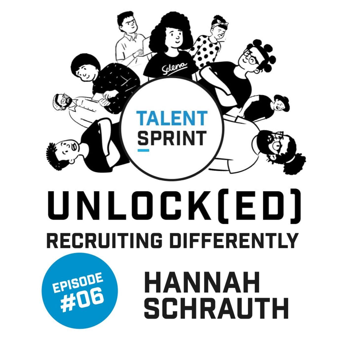 Episode 6 - EXTRA - Unlock(ed) with Hannah Schrauth (a social media extrovert)