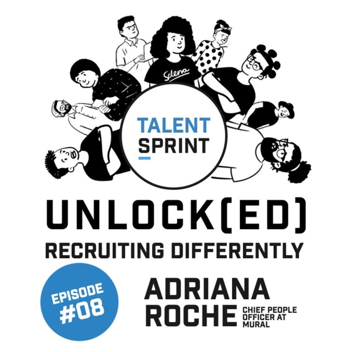 Episode 8 - Unlock(ed) with Adriana Roche (CPO at Mural)