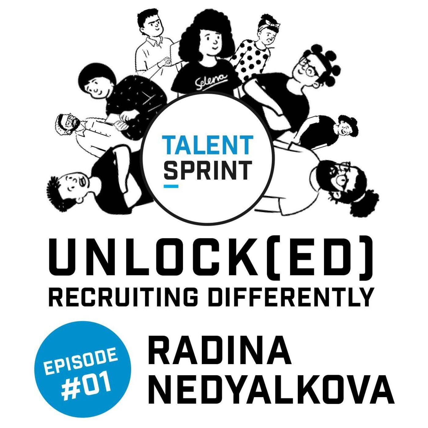 Episode 1 - Unlock(ed) with Radina Nedyalkova