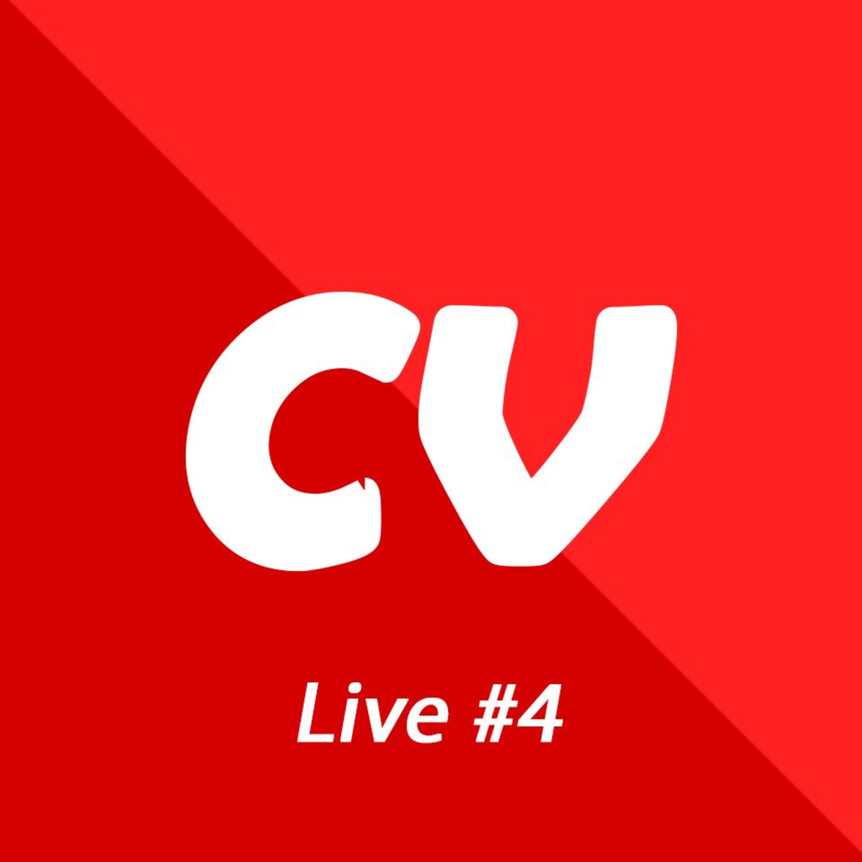 Live #4 - Aves, Antevisão Galatasaray, Youth league e convidado KronusBoss