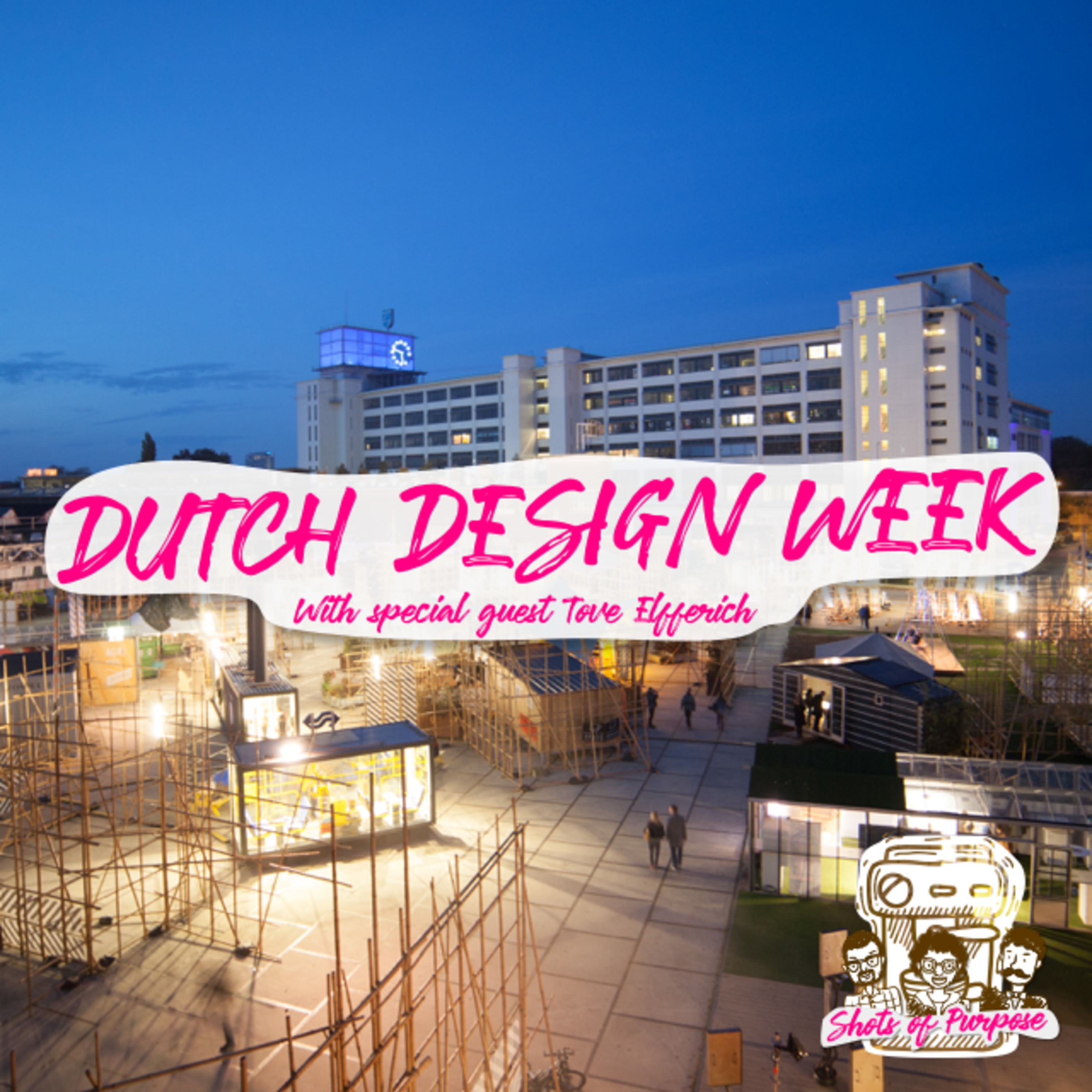 #3 Dutch Design Week with Social Designer Tove Elfferich