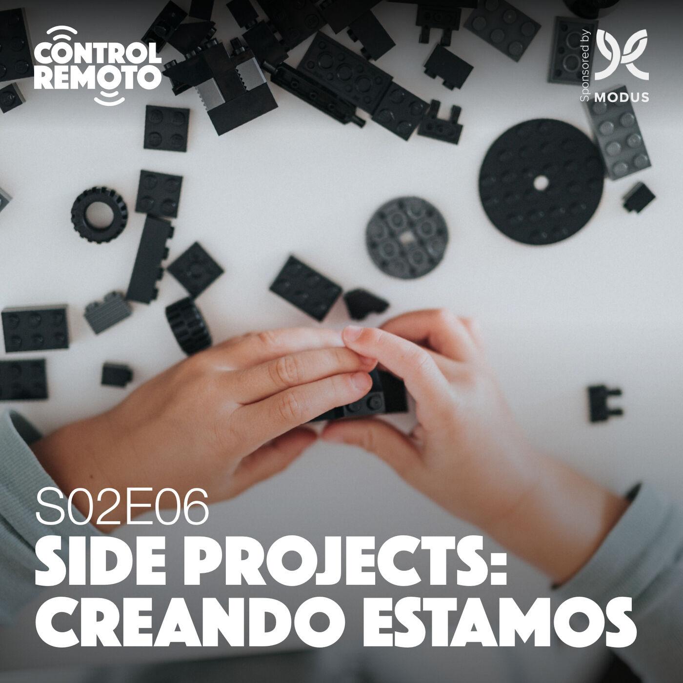 Side Projects: Creando Estamos