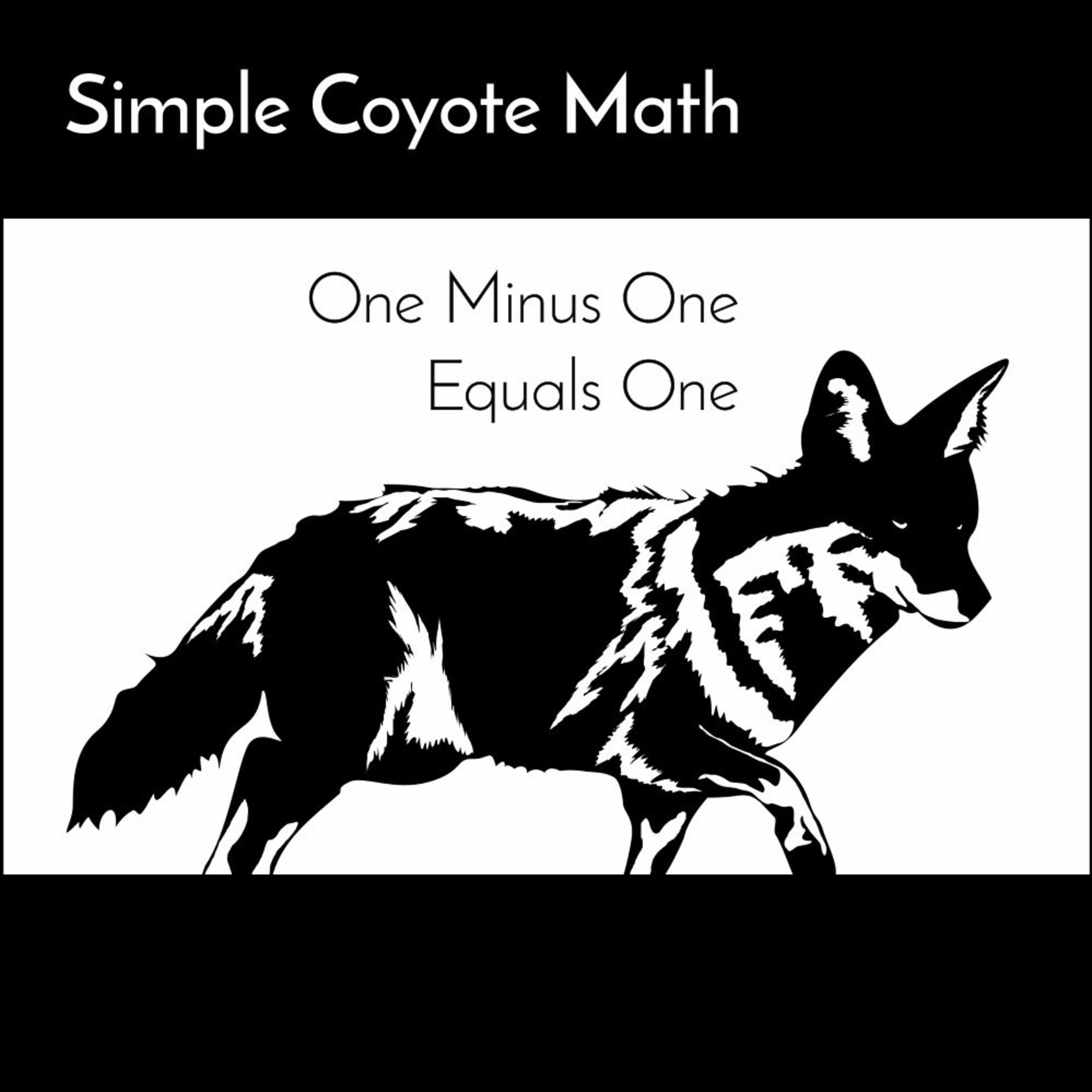 Simple Coyote Math, Part 1