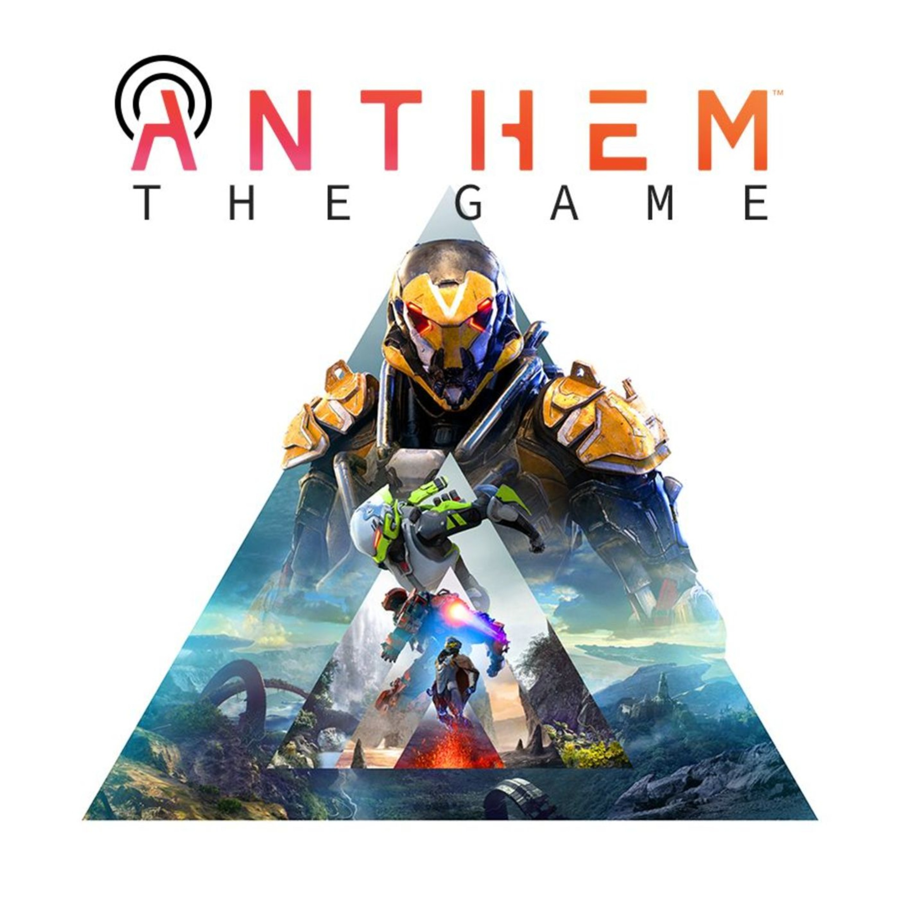Introduction - Episode 1 - Anthem The Game